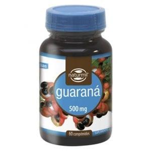 Guaraná 500mg 60 comprimidos