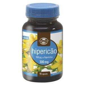 Naturmil Hipericão 300mg 90 cápsulas