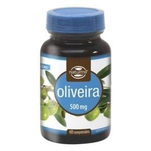 Naturmil Oliveira 500mg 60 comprimidos
