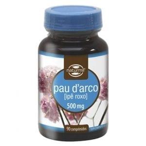 Naturmil Pau d'Arco 500mg 90 comprimidos