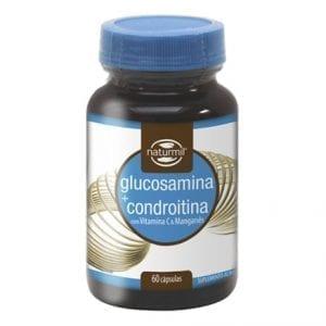 Glucosamina + Condroitina 60 cápsulas