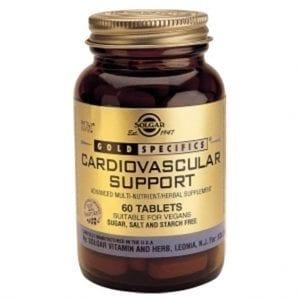 Solgar Cardiovascular Support 60 comprimidos