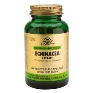 Solgar Echinacea 60 cápsulas vegetais