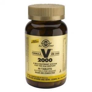 Solgar VM-2000 60-90 comprimidos