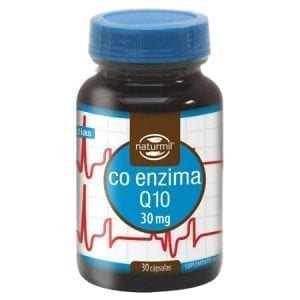 Co Enzima Q10 30mg 30 cápsulas