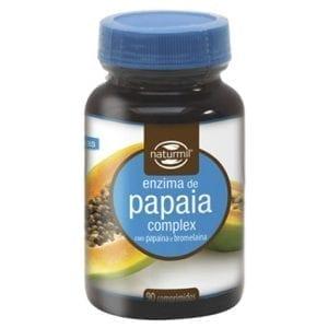 Enzima de Papaia Complex 90 comprimidos