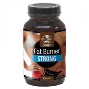 Fat Burner Strong 90 cápsulas