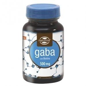 Naturmil Gaba 500mg 60 comprimidos