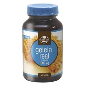 Geleia Real 1000mg 60 cápsulas
