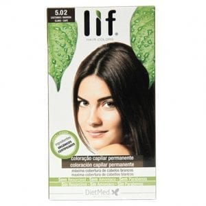 Lif Hair Colors 5.02 Castanho Claro Café