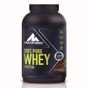 Multipower® 100% Pure Whey Protein Chocolate 900g