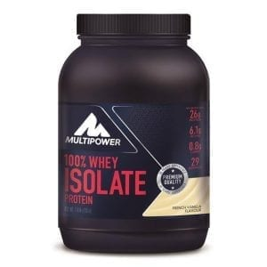 Multipower® 100% Whey Isolate Protein Baunilha 725g