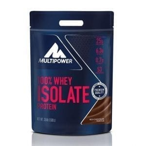 Multipower®100% Whey Isolate Protein Chocolate 1590g