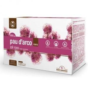 Naturmil Pau d'Arco Forte 20 ampolas 15ml