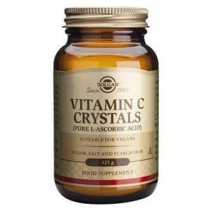 Solgar Vitamin C Crystals 125g