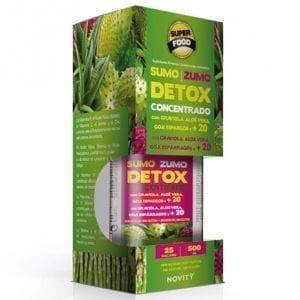 Novity Sumo Detox Concentrado 500ml