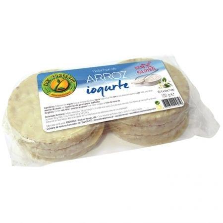 Bolacha de Arroz com Iogurte 100g