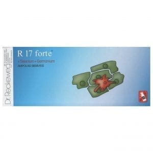Dr. Reckeweg R-17 Forte 24 ampolas