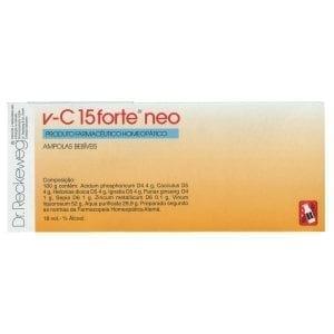 Dr. Reckeweg V-C 15 Forte Neo 24 ampolas