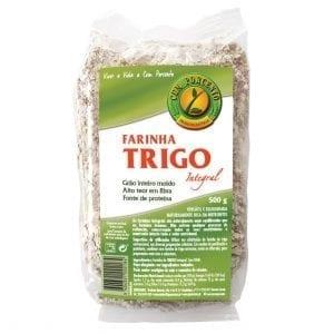 Cem Porcento Farinha de Trigo Integral 500g