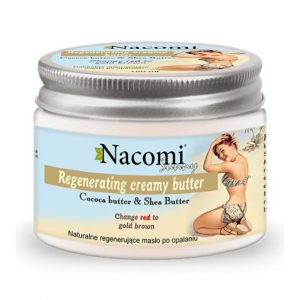 Nacomi Regenerating After Sun Body Butter 150ml