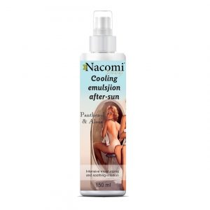 Nacomi Cooling After Sun Body Lotion150ml