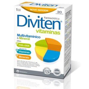 Diviten® Vitaminas 30 comprimidos