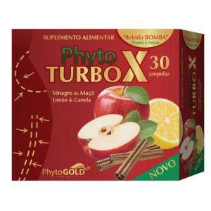 Phyto TurboX 30 ampolas