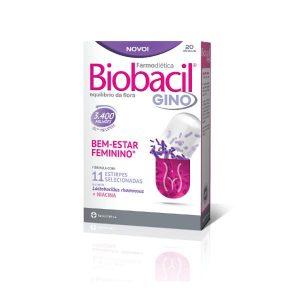 Biobacil® Gino 20 cápsulas