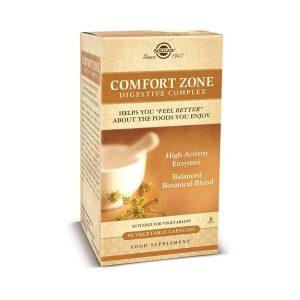 Solgar® Comfort Zone Digestive Complex 90 cápsulas vegetais