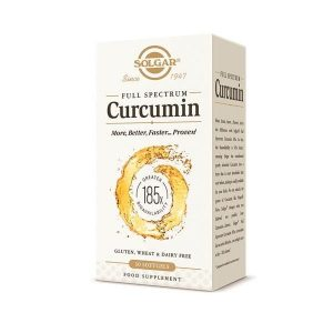 Solgar® Full Spectrum Curcumin 30 cápsulas