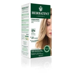 Herbatint 8N Louro Claro Gel Colorante Capilar 150ml