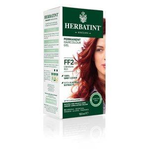 Herbatint FF2 Vermelho Púrpura Gel Colorante Capilar 150ml