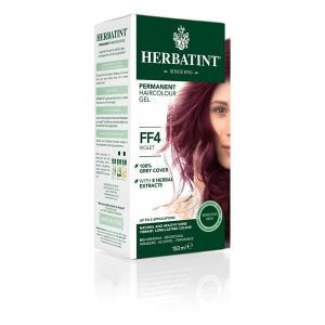 Herbatint FF4 Violeta Gel Colorante Capilar 150ml