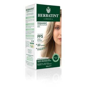 Herbatint FF5 Louro Areia Gel Colorante Capilar 150ml