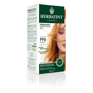Herbatint FF6 Laranja Gel Colorante Capilar 150ml