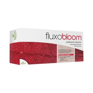 FluxoBloom 30 ampolas 10 ml