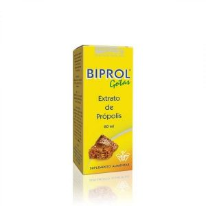 Biprol Extrato de Propólis Gotas 60 ml