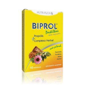 Biprol Pastilhas Propólis + Complexo Herbal 10 pastilhas