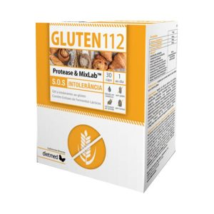 Gluten112 30 cápsulas