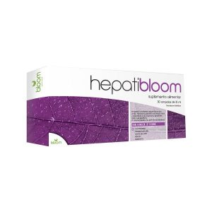 HepatiBloom 30 ampolas de 10 ml