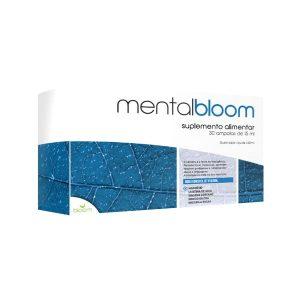 MentalBloom 30 ampolas de 10 ml