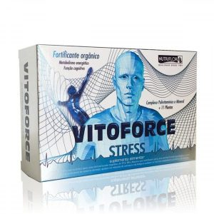 Vitoforce Stress 30 ampolas