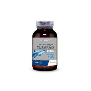 Biokygen® Cartilagem de Tubarão Forte 750mg 60 cápsulas