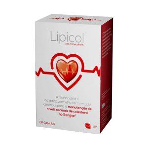 Lipicol 60 cápsulas