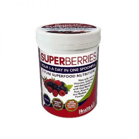 health-aid-superberries-180g