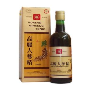 Korean Ginseng Tonic 750 ml
