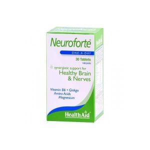 HealthAid Neuroforte 30 comprimidos