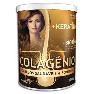 Phytogold® Colagénio + Keratina + Biotina 300g