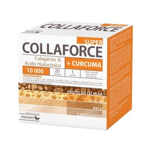 Dietmed Super Collaforce + Curcuma 20 carteiras